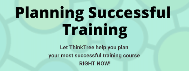 Online – Planning a Successful Training Course
