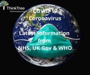 NHS, Gov, WHO Latest Information